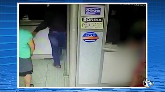Vídeo mostra grupo durante assalto a casa lotérica em Venturosa, Agreste