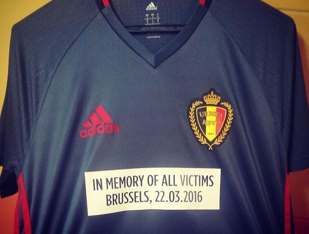 Bélgica fará homenagem em memória às vítimas do atentado