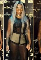 Ludmilla usa look de R$ 20 mil com aplicações de 10 mil cristais em festa