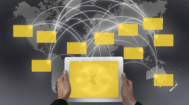 networking, rede, tecnologia, exportacao (Foto: Reprodução)