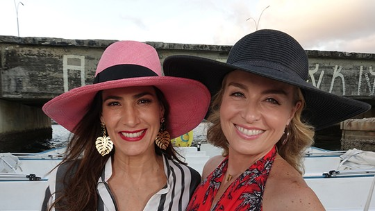 Virginia Cavendish dá dicas especiais de Recife