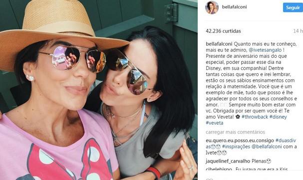 Ivete Sangalo comemora 45 anos ao lado de bff's (Foto: Reprodução/Instagram)