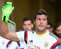 Julio César vai ampliar contrato com o Benfica até o meio de 2018, diz jornal