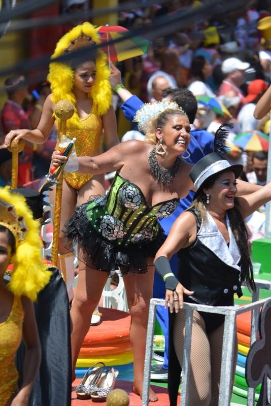 Rita Cadilac (Foto: Felipe Souto Maior/AgNews)