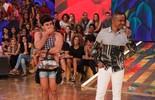 Rodrigo Sant'Anna 'invade' o 'Esquenta!' como maquiadora