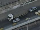 Restrição do transporte de carga no Rio reduz em 15% volume de tráfego