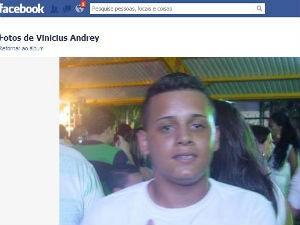 Rapaz de 17 anos foi atingido por tiro acidentamente em Rio Claro (Foto: Reprodução/Facebook)