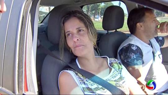 Empresária que ficou desaparecida por 48 h em MS recebe alta e diz: 'quero ver meu filho'