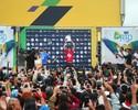 Queridinho do público, John John fica perto da perfeição e conquista Rio Pro