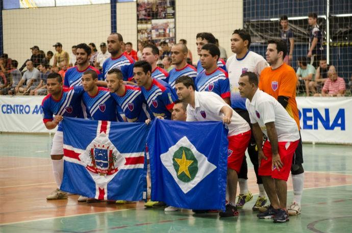 Serc: campeão da última edição do torneio (Foto: Marketing/TVMO)