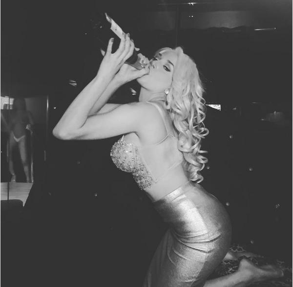 A atriz Courtney Stodden (Foto:  Instagram)