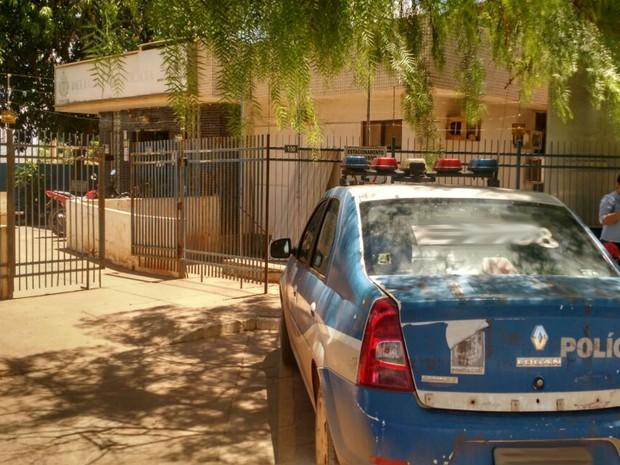Polícia foi acionada pelo Conselho Tutelar e colaborou na investigação do caso (Foto: Nino Moreira / TV Oeste)