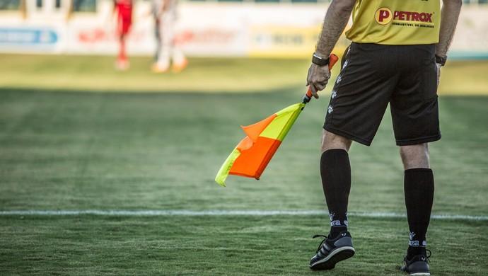 Confira a escala de árbitros para a 7ª rodada do Hexagonal do Sergipão (Foto: Filippe Araújo)
