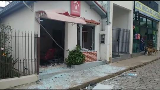 Suspeitos de envolvimento em roubo de bancos no Sul de MG são presos