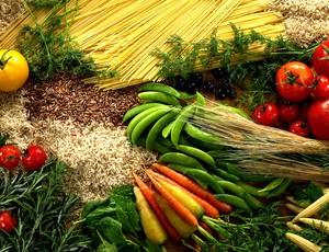 nutrição trigo legumes eu atleta  (Foto: Agência Getty Images)