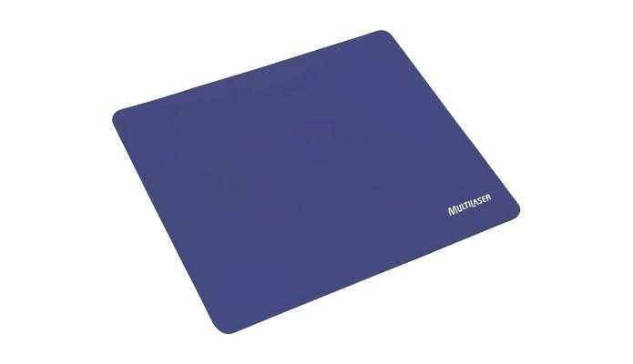 Mousepad colorido simples Multilaser (Foto: Reprodução/Walmart)