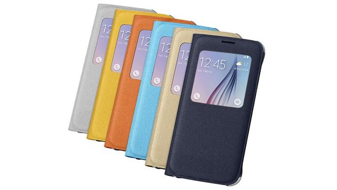 Flip cover em diferentes cores (Foto: Divulgação/Samsung)