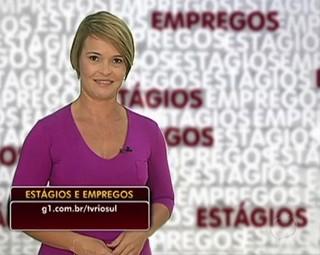Estágios e Empregos, Marilene Soares (Foto: Reprodução Bom Dia Rio)