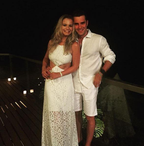 Milena Toscano e Pedro Ozores (Foto: Reprodução/Instagram)