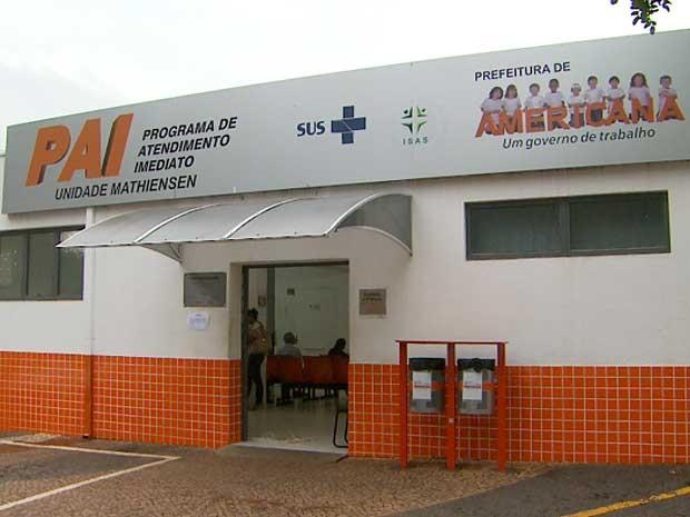 Programa de Atendimento Imediato (PAI) da Vila Mathiensen, em Americana (Foto: Reprodução EPTV)