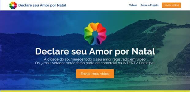 Campanha tem como objetivo homenagear a capital potiguar (Foto: Reprodução/Internet)