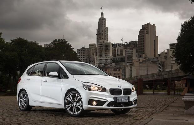 BMW Série 2 Active Tourer (Foto: Divulgação)
