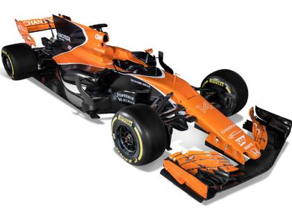 McLaren MCL32 apresentação (Foto: Divulgação)