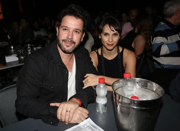 Murilo Benício e Débora Falabella (Foto: Roberto Filho/Brazil News)