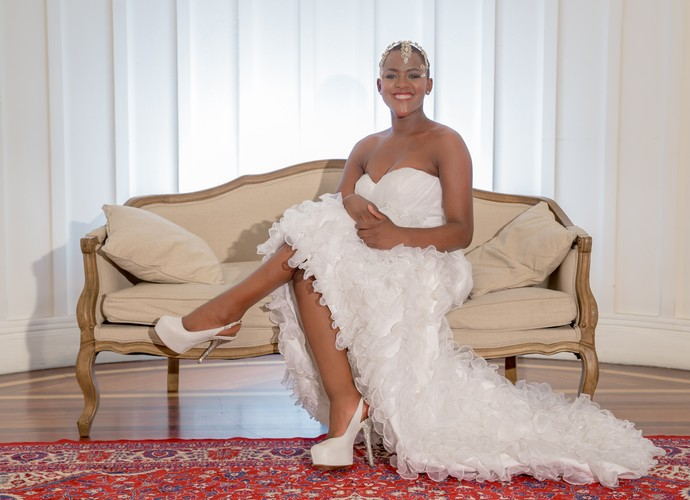 ex bbb angelica noiva 6 (Foto: Thiago Tas/ Divulgação)