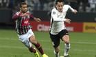 Globo transmite Corinthians x Fluminense (reprodução)