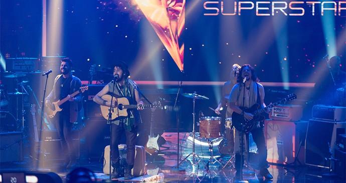 Suricato SuperStar (Foto: Camila Serejo/ Globo)