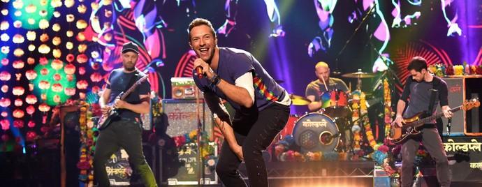 Coldplay iniciou a turnê sulamericana nesta quinta-feira (31/3), na Argentina (Foto: Divulgação)