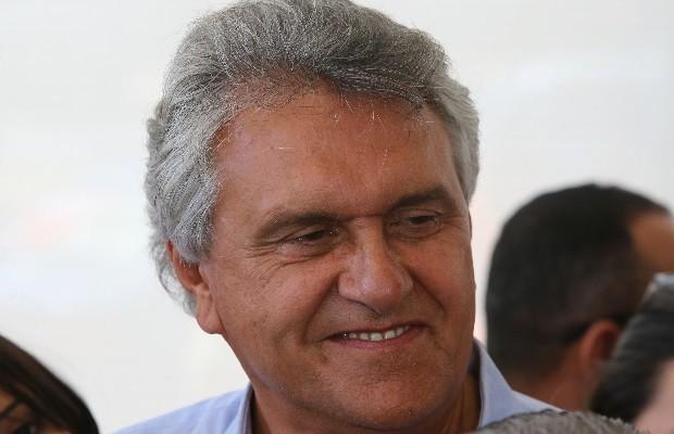 Ronaldo Caiado (DEM) é eleito senador por Goiás (Foto: Ricardo Rafael/O Popular)