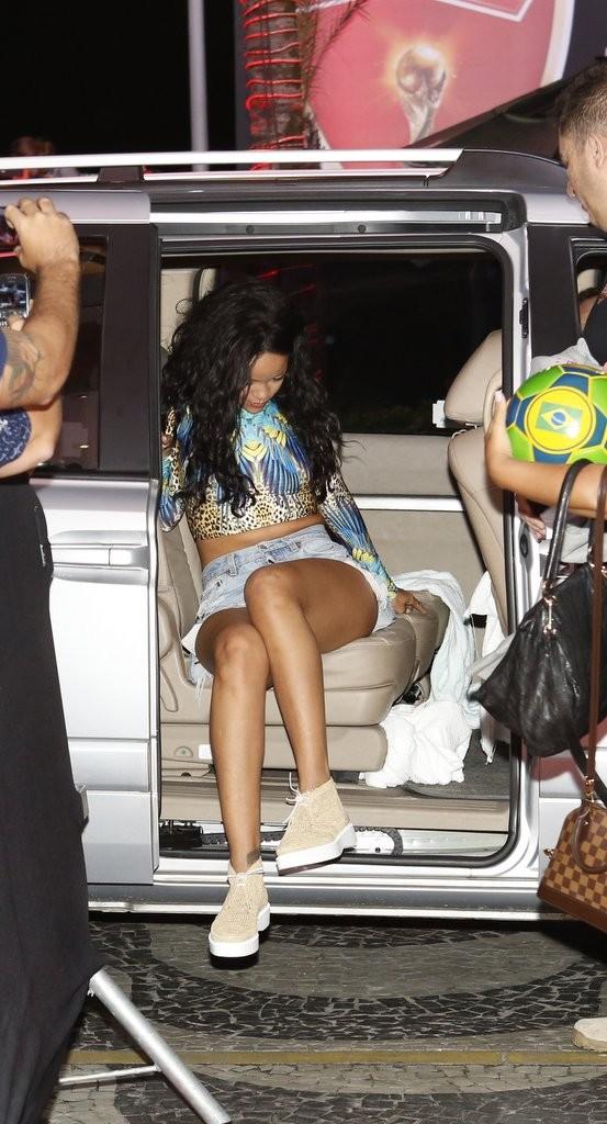 Rihanna (Foto: Marcos Serra Lima / EGO)