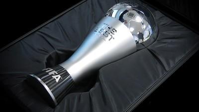 Troféu Fifa The Best Melhor do Mundo (Foto: Divulgação)