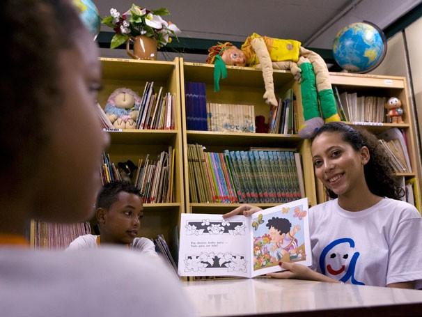Primeiro dia temático do ano destaca o valor da leitura (Foto: Divulgação)