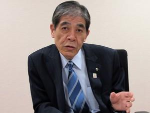 Prefeito de Mastumoto, Akira Sugenoya apresentou proposta de acolher crianças de Fukushima, para que elas se mantenham longe de radiação. (Foto:  AP Photo/Yuri Kageyama)