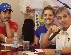 Daniel Dias Bragança Paulista (Foto: Danilo Sardinha/ Globoesporte.com)