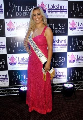 Kelly Moura, representante do Espiírito Santo no concurso Musas do Brasil de 2015 (Foto: Celso Tavares/EGO)
