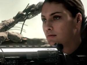 Multiplayer de 'Ghosts' terá soldados do sexo feminino (Foto: Reprodução)