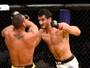 Mousasi não toma conhecimento e nocauteia Marreta no primeiro round