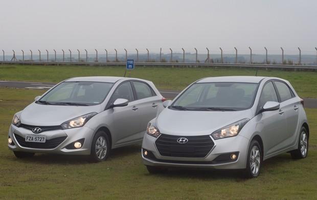 4a701baee2cc4 Auto Esporte - Hyundai HB20 2016 tem reestilização e preço parte de ...