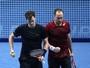 Soares e Murray batem algozes de Andy e estão na semi do ATP de Doha