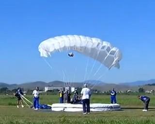 Paraquedismo (Foto: Reprodução)