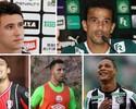 Temporada 2015 do Atlético-PR começa com retorno de emprestados