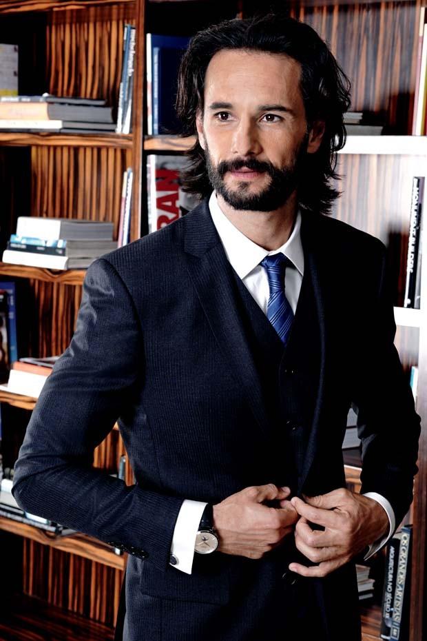 4273f19cdf0 Os 25 homens mais elegantes do Brasil - GQ