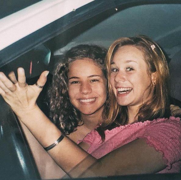 Leandra Leal e Mariana Ximenez (Foto: Reprodução)