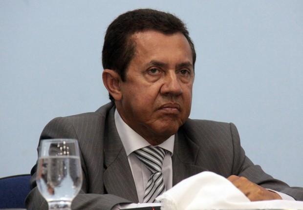O ex-presidente da Valec, José Francisco das Neves (Foto: Agência Brasil)