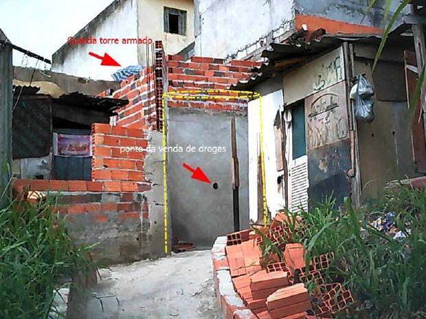 Bunker (Foto: Reprodução / Polícia Civil)