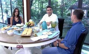 Carol Barcellos e Clayton Conservani estreiam nova temporada do 'Planeta Extremo'